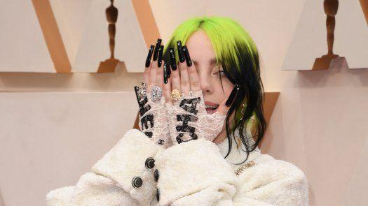 Billie Eilish confiesa su mayor miedo acerca de su llamativo cambio de look