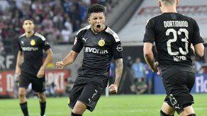 Sancho ayuda a Dortmund a vencer 3-1 a Colonia