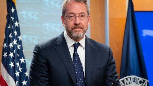 El embajador de EE.UU. para Venezuela, James Story.