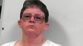 Reta Mays, la enfermera 46 años, que fue hallada culpable en julio pasado de las siete muertes y un intento de homicidio.