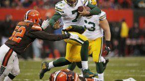 Packers remontan; Browns siguen sin ganar