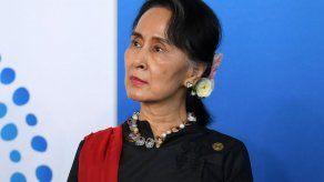 Australia desestima demanda contra Suu Kyi por crímenes contra la humanidad