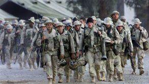 EEUU ataca al Talibán por 1ra vez desde acuerdo de paz