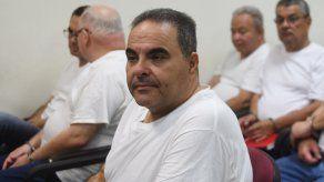 El expresidente Elías Antonio Saca (2004-2009), condenado por cohecho.