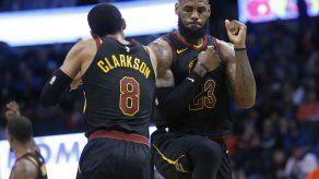 NBA: LeBron