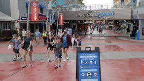 Universal da un primer paso para reanimar parques de Orlando