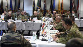 OTAN: 2 altos comandantes infectados con coronavirus
