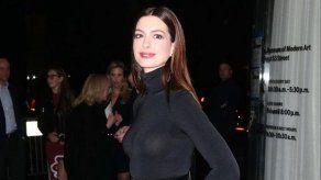 Anne Hathaway por fin ha encontrado un equilibrio en su dieta