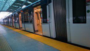 Metro de Panamá restablece de a poco el servicio en la Línea 2 ante afectaciones por las fuertes lluvias
