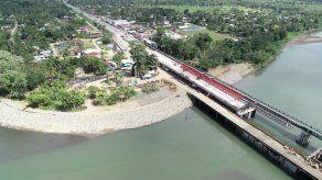 Reanudan construcción del Puente Binacional Sixaola