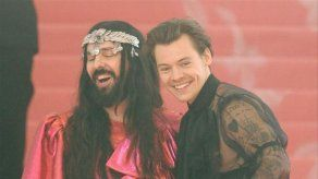 Harry Styles se ha agujereado la oreja para la gala del Met