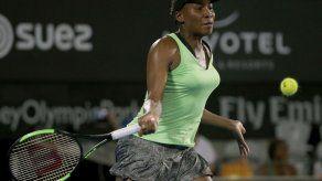 Venus cae ante Kerber en torneo de Sydney
