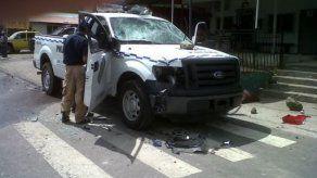 Levantarán cargos por daños en cuartel policial de Cerro Punta