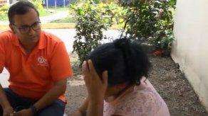 Jueza de garantías ordena detención para mujer que atacó a sobrina con machete en Coclé