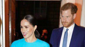Los duques de Sussex reaccionan a la venta de información privada sobre Meghan