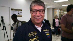 Bolillo regresó a Panamá con la Selección de Ecuador; Antonio Valencia es baja