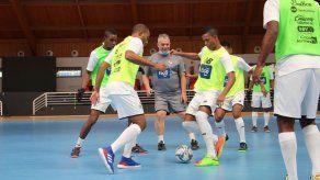 Selección de Panamá Futsal lista para ver acción ante Marruecos