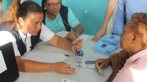 Próxima semana entregarán tarjetas clave social a beneficiarios del programa 120 a los 65 en Chiriquí