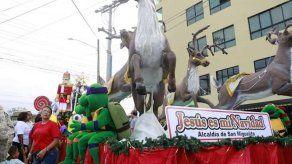 Desfile de Navidad en San Miguelito será el domingo 18 de diciembre