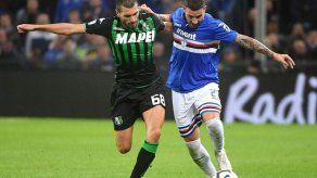 Sampdoria no pasa del 0-0 ante Sassuolo