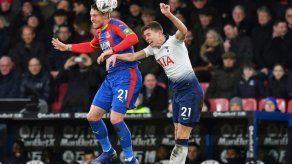 Tottenham cae eliminado por sorpresa de la FA Cup por el Crystal Palace