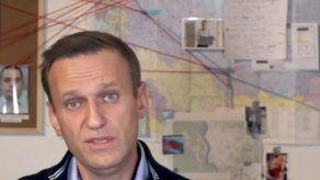 El envenenamiento de Navalny llega a una revista médica