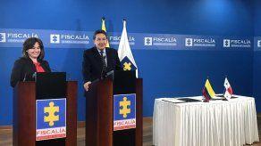 Colombia y Panamá firman acuerdo para luchar contra el crimen trasnacional