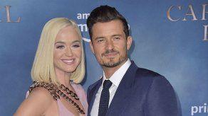 Katy Perry y Orlando Bloom compaginan con maestría trabajo y paternidad