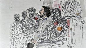 Juicio del sospechoso de atentados en París se reanuda sin él en Bélgica