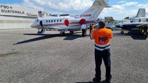 Autoridades de Guatemala determinan que jet de expresidente Martinelli no cumple con requisitos de navegabilidad