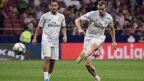 El Madrid se prepara para arrancar La Liga sin Bale y Hazard