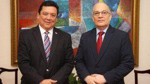 Procurador de la Nación se reúne con el Procurador de la Administración tras asumir el cargo