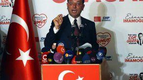 El opositor Imamoglu gana las elecciones a alcalde de Estambul