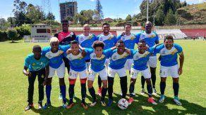 El CAI cierra gira en Colombia con dos derrotas