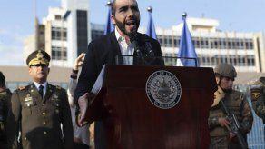 El Salvador: Diputados piden proceso para destituir a Bukele