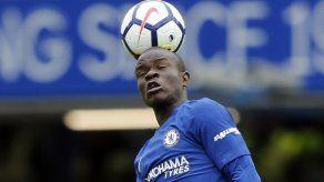 Kanté se adapta a su nuevo papel ofensivo en Chelsea