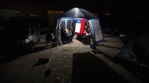 Sismo en Chile: Sólo restablecen algunos servicios