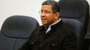 Corte programa para abril audiencia a difunto expresidente salvadoreño Flores