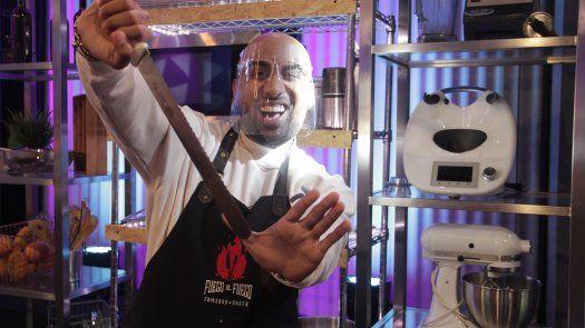 K4G asegura que él cocina como produce música: Criminal