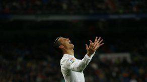 CR7 baja para próximo partido de Madrid