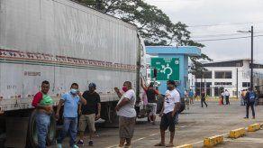 Transporte de carga en Centroamérica se reanuda con nuevas normas