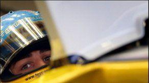 Fernando Alonso fue el más rápido en las terceras pruebas
