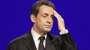 Sarkozy no comparece en su segundo juicio en Francia