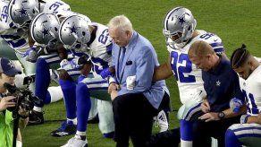 Trump inicia su mañana criticando a la NFL