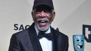 Morgan Freeman exige a CNN retractarse de acusaciones de acoso sexual