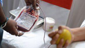 Aprueban proyecto que instala centros de donación de sangre en todas las provincias