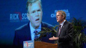 Gran premio en primarias de Florida para Bush y Rubio