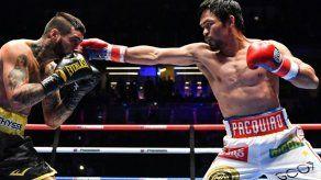 Pacquiao aún desea dos o tres combates antes de retirarse
