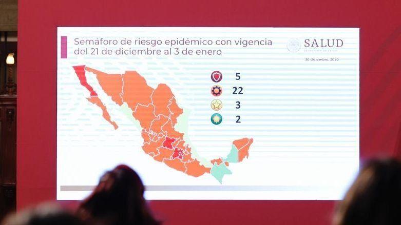 México promete vacunar a la mayoría de su población vulnerable para abril