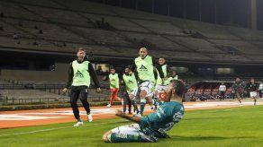 León logra empate ante Pumas